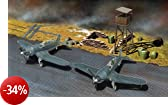 Italeri PSP Pierced Steel Planking and Accesssories 1:72
