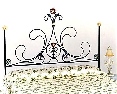 Cabeceros en forja : colección GRANADA