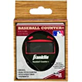 Franklin Sports MLB Baseball Counter with Speed Tracker