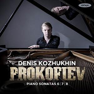 Prokofiev: Piano Sonatas Nos.6, 7 & 8