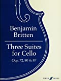 img - for Three Suites for Cello, Op. 72, 80 & 87 (Part) book / textbook / text book