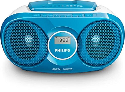 philips-az215n-lecteur-cd-cd-r-cd-rw-tuner-fm-entree-audio-facile-a-utiliser-bleu