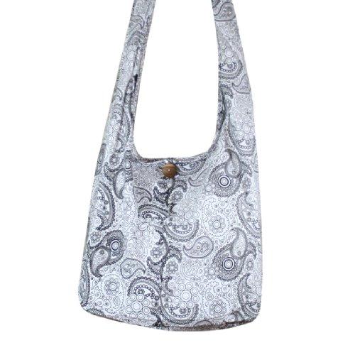 thai-monk-buddha-cotton-bohemian-sling-crossbody-messenger-bag-shlouder-purse-hippie-hobo-color-whit