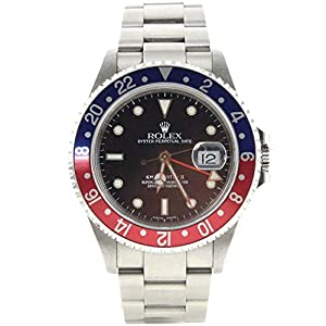 Rolex Watches Pre-Owned Gents Rolex GMT Master II Pepsi (16710) (2002)