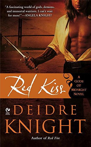 Image of Red Kiss: A Gods of Midnight Novel