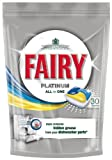Fairy Platinum Lemon Dishwash Tablets 30 Washes (Pack of 2)