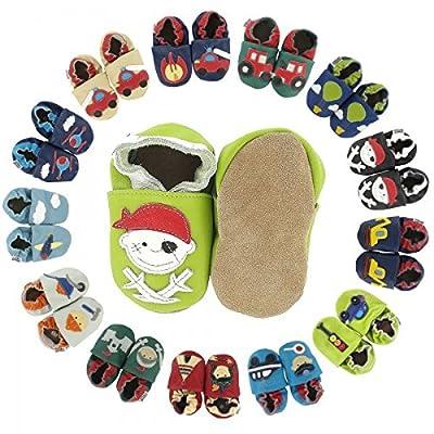 HOBEA Kinderschuhe in verschiedenen Farben und Designs für Jungs von HOBEA-Germany
