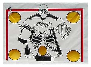 Hockey Practice Large Shooting Tarp 8' By 16'