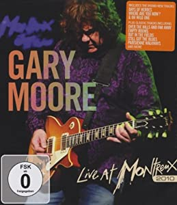 Gary Moore - Live at Montreux 2010 [Blu-ray]