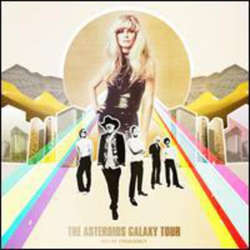 CD : ASTEROIDS GALAXY TOUR - Out Of Frequency