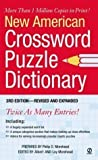 img - for New American Crossword Puzzle Dictionary 3 Rev Exp Edition by Albert, Morehead published by Signet Book (2004) book / textbook / text book