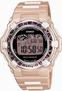 Casio Baby-G Tripper Series - Solar Multiband 6 Radio Controlled Women's Watch BGR-3004LP-4JF (Japan Import)
