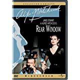 Rear Window (Collector's Edition) ~ James Stewart