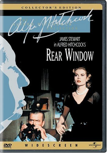 Alfred Hitchcock's Rear Window [DVD] [1954] [Region 1] [US Import] [NTSC]