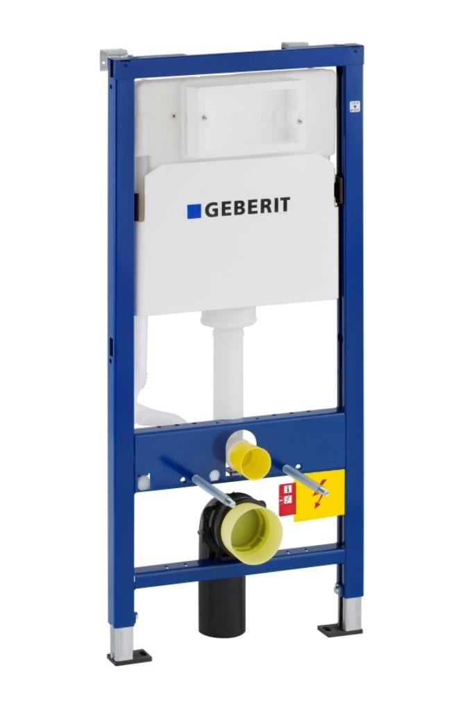 Geberit 458103001 MontageElement Duofix Basic für WandWC, mit Spülkasten UP100 112 cm  BaumarktBewertungen und Beschreibung