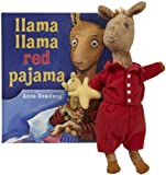 img - for Llama Llama Red Pajama Hardcover Book and Plush Doll Set book / textbook / text book