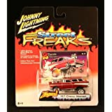 57 Chevy Nomad* Street Freaks * 2005 Johnny Lightning 1/64 Scale Die-Cast Vehicle & Collector Photo