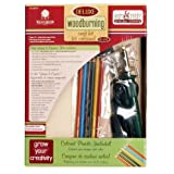Nogal Hollow woodburning Kit, Deluxe