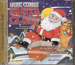 Various Santa Claus Comes Oscars X mas Carols 1985