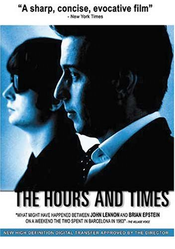 The Hours and Times Cover