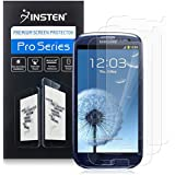 Generic High Quality Clear Screen Protector Shield for the Samsung Galaxy S3 i930 - Non-Retail Packaging - Clear