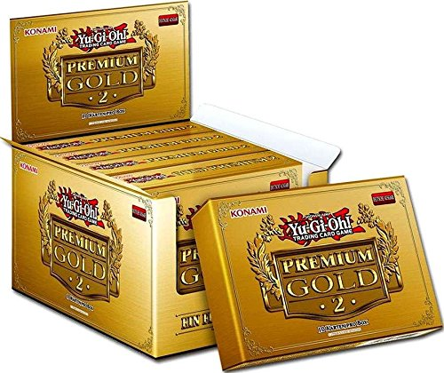 Yu-Gi-Oh Premium Gold: Return of the Bling Display Box (Yugioh Display Case compare prices)