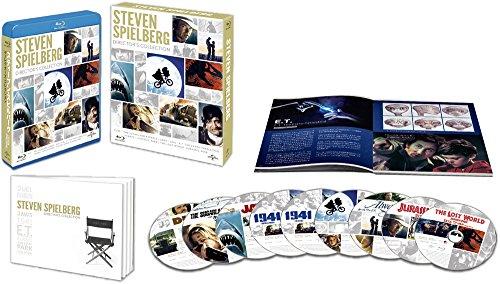 スティーブン・スピルバーグ・ディレクターズ・コレクション [Blu-ray]...