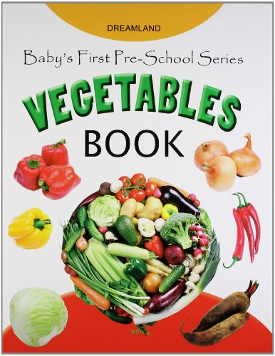 Baby's First Pre-School Series: Vegetables Image