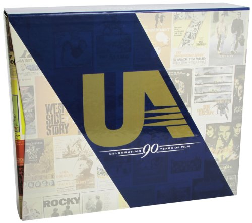 United artists [30 DVDs] [IT Import]