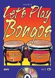 echange, troc Jerzy Bartz - Let's Play Bongos, m. CD-Audio