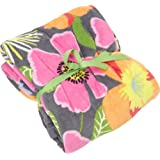Vera Bradley Throw Blanket (Jazzy Blooms)