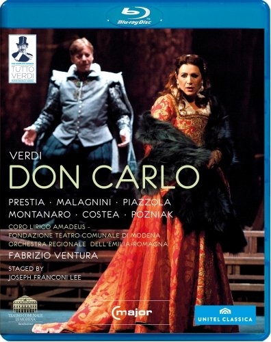 Buy Don Carlo [Blu-ray From amazon