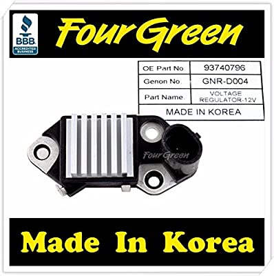 OEM Alternator Voltage Regulator for Chevrolet Spark (Daewoo Martiz) [93740796]
