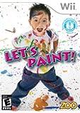 Let's Paint - Nintendo Wii