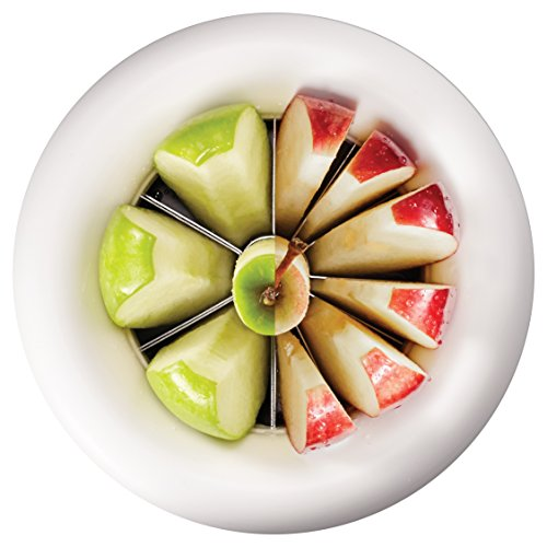 Dexam 360 System Wedgie - Adjustable Apple Corer & Slicer cuts 6 or 12 wedges прихватки dexam двойная прихватка