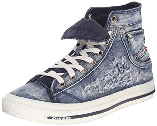 Diesel, Sneaker donna Multicolore blu