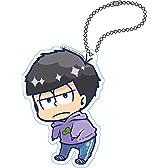おしくらマグネット おそ松さん 松野一松 ノンスケール アクリル製 マグネットキーチェーン