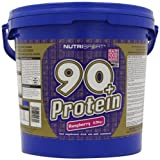 Nutrisport 90+ Protein Raspberry Powder 2.5kg