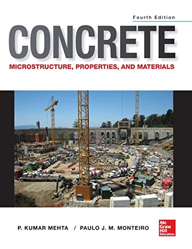 Concrete: Microstructure, Properties, and Materials PDF