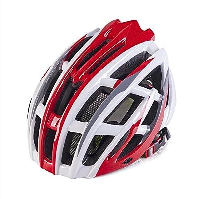 TKWMDZH Bikes road riding a mountain bike helmet cycling equipment molding men and women helmets by TKWMDZH
