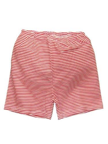 c87a9a69f4c5 Candy Stripe Shorts by Zutano - Red - 6-12 Mths
