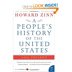A People's History of the United States: 1492 to Present [Paperback]