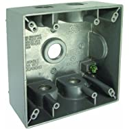Hubbell 5919-1 Weatherproof Electrical Box