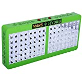MarsHdyro Reflector96 Led Grow Light with 207W True Watt for Hydroponic Indoor Garden and Greenhouse Full Spectrum Veg and Bloom Switches added