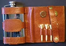Thepresentstore-Golfers Hip Flask Accessories - Knight Brand