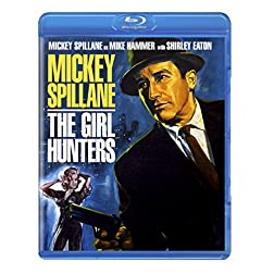 The Girl Hunters [Blu-ray]