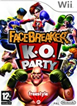Facebreaker K.O Party (Wii) [Importación inglesa]