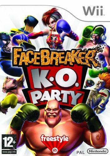 Facebreaker K.O Party (Wii) [Edizione: Regno Unito]