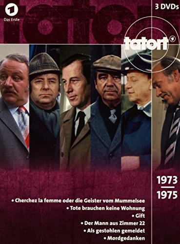 Tatort Klassiker - 70er Box 2 (1973-1975) [3 DVDs]