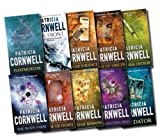 Patricia Cornwell A Dr. Kay Scarpetta mystery Collection Patricia Cornwell 10 Books set (Cause of Death, From Potter's Field, All That Remains, The Body Farm, Postmortem, Body of Evidence,The Front, Blow Fly, The Last precinct,Trace)